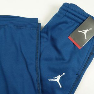Nike Jumpman Boys Therma-fit Pants Insignia Blue